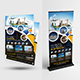 Travel Flyer with Rollup Bundle - GraphicRiver Item for Sale