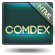 COMDEX — Clean and Modern Website Template Nulled