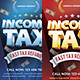 Income Tax Flyer Template - GraphicRiver Item for Sale