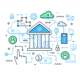 Modern Financial Technologies - GraphicRiver Item for Sale
