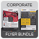 Corporate Flyer Bundle 06 - GraphicRiver Item for Sale