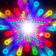 Star Colorful Abstraction - VideoHive Item for Sale