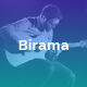 Birama - Music Keynote Template - GraphicRiver Item for Sale