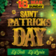 St Patricks Day Flyer - GraphicRiver Item for Sale