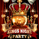 Kings Night Flyer Template - GraphicRiver Item for Sale