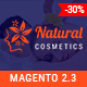 Natural - Cosmetics and Beauty Magento 2 Theme - ThemeForest Item for Sale
