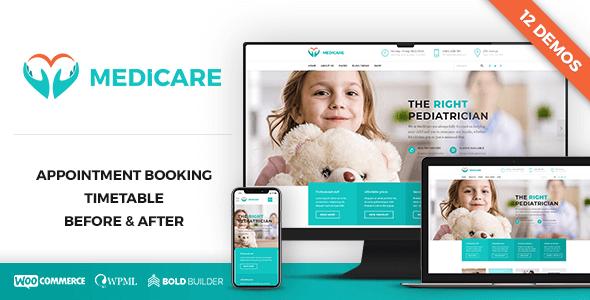 Medicare - Doctor, Medical & Health Theme