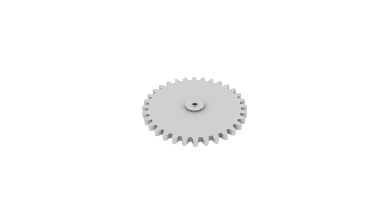 Gears - Different size