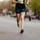 man runner run race on city  - PhotoDune Item for Sale