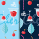 Cherry Seamless Pattern - GraphicRiver Item for Sale