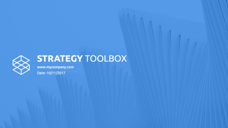 Strategy Toolbox Keynote Template