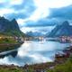 Reine, Lofoten Island - PhotoDune Item for Sale