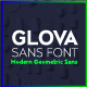 Glova Sans Font - GraphicRiver Item for Sale
