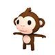 Little Monkey - 3DOcean Item for Sale