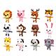 Little Animal Pack - 3DOcean Item for Sale