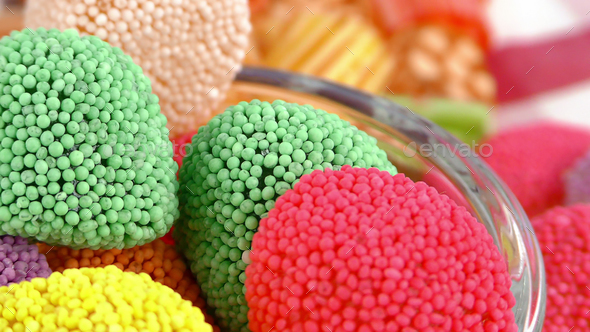 Candy Sweet Jelly Lolly - Stock Photo - Images
