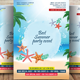 Summer Party Flyer • Hello! Summer - GraphicRiver Item for Sale