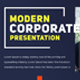 Modern Corporate Presentation - VideoHive Item for Sale