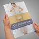 Fashion Bifold Brochure - GraphicRiver Item for Sale