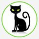 Cartoon Cat Meow
