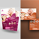 Beauty Care Flyer with Postcard Bundle - GraphicRiver Item for Sale