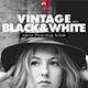 Vintage Black & White Action - GraphicRiver Item for Sale