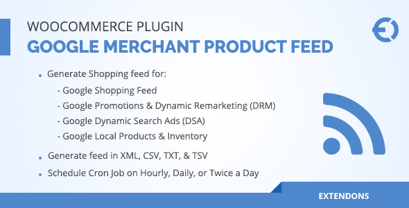 Download WooCommerce Google Merchant Product Feed Plugin – DRM, DSA & More Free Nulled