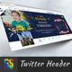 Twitter Header - GraphicRiver Item for Sale