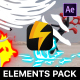 Flash FX Elements Pack 04 - VideoHive Item for Sale