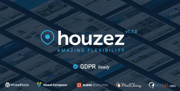 3afb368e2534 Houzez - Real Estate WordPress Theme by favethemes