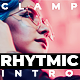 Rhytmic Clamp Intro - VideoHive Item for Sale