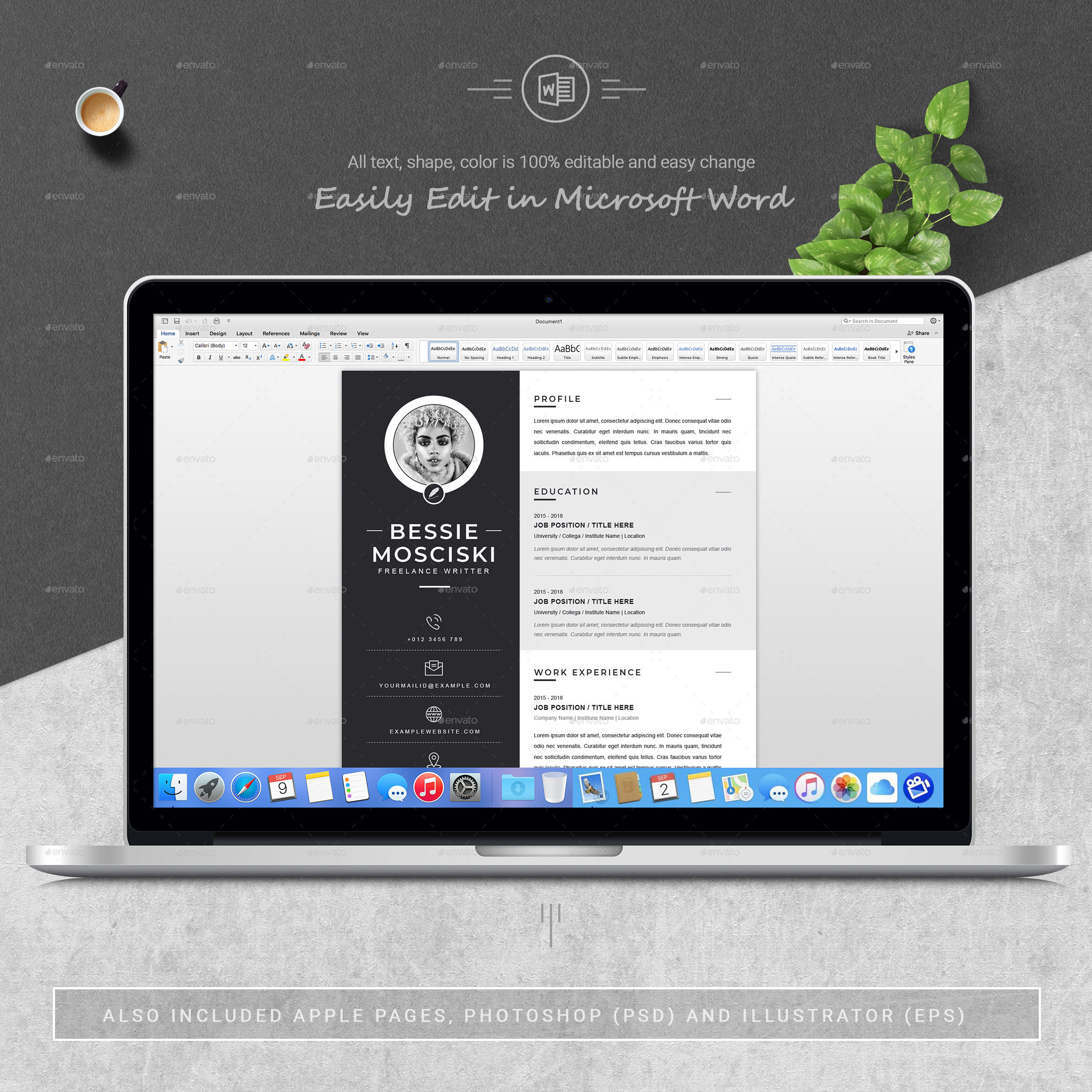 Resume By Resumeinventor