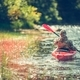 Kayaking Down the River - PhotoDune Item for Sale
