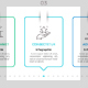 Modern Infographic Linear Template (5 Items) - GraphicRiver Item for Sale