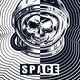 Vintage Space Template - GraphicRiver Item for Sale