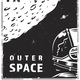 Vintage Galaxy Exploration Poster - GraphicRiver Item for Sale