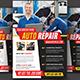 Car Repair Service Flyer - GraphicRiver Item for Sale