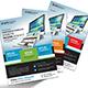 Website Design Agency Flyer Templates - GraphicRiver Item for Sale