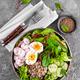 Buddha bowl dish with buckwheat - PhotoDune Item for Sale