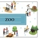 Isometric Zoo Concept - GraphicRiver Item for Sale