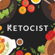 Ketocist - Keto Diet WordPress Theme