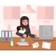 Woman with Child at Home - GraphicRiver Item for Sale