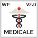 Medical & Dentist - Medical WordPress - ThemeForest Item for Sale