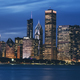 Chicago skyline by night - PhotoDune Item for Sale