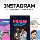 Church Instagram Stories - VideoHive Item for Sale
