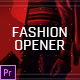 Dynamic Fashion Slides - VideoHive Item for Sale