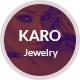 Karo | Handcrafted Jewelry WooCommerce WordPress Theme