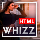 Whizz -  Photography HTML Template - ThemeForest Item for Sale