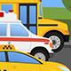 Cartoon Car Mini Pack - VideoHive Item for Sale