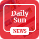 DailySun - Blog, News & Magazine PSD Template - ThemeForest Item for Sale
